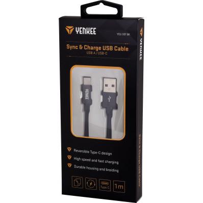 Synchronizační a nabíjecí kabel USB typ C 2 m