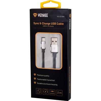 Synchronizační a nabíjecí kabel USB 2 m