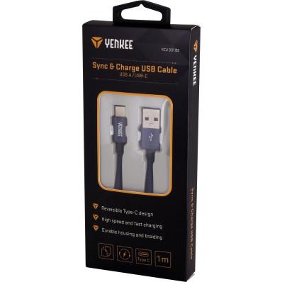 Synchronizační a nabíjecí kabel USB typ C 1 m