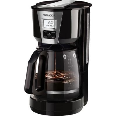 Kávovar na překapávanou kávu SENCOR 1,8 l