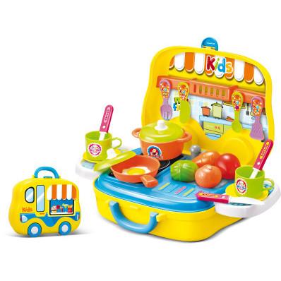 Dětský kufřík Kuchyňka