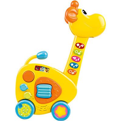 Dětská kytara Žirafa