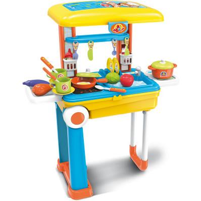 Dětský kufr Kuchyňka DELUXE