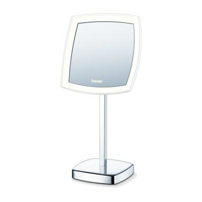 Zvětšující kosmetické zrcátko s LED osvětlením Beurer BS 99