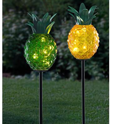 Solární svítidlo Ananas