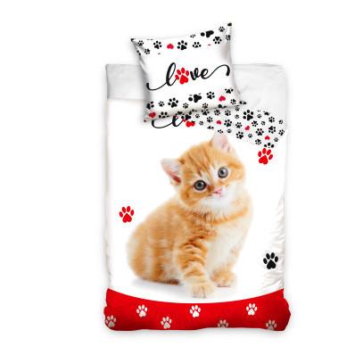 Povlečení Milované koťátko