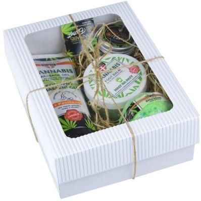 Kosmetický balíček Cannabis malý