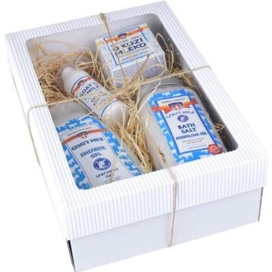 Kosmetický balíček Kozí mléko
