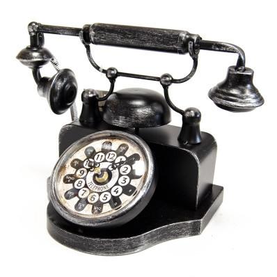 Stolní hodiny Telefon