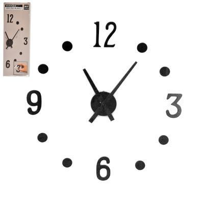 Nalepovací hodiny 13 dílů