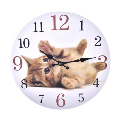 Nástěnné hodiny Cat