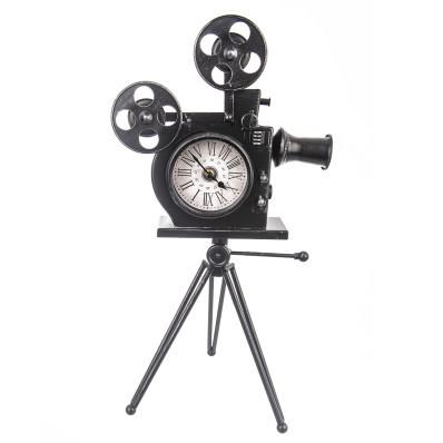 Stolní hodiny Kamera