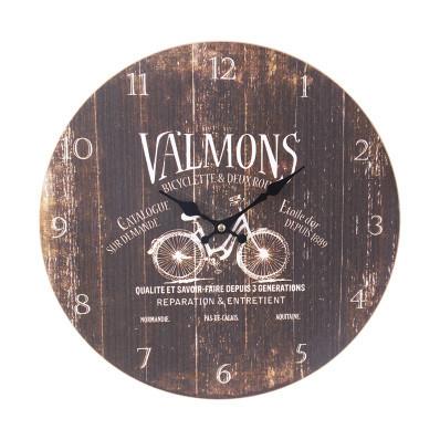 Nástěnné hodiny Bike