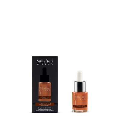 Millefiori Natural aroma olej Vanilla and Wood