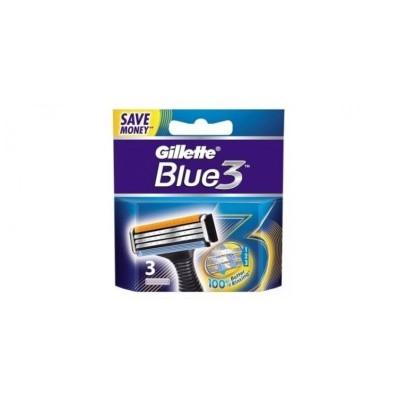 Gillette Blue 3 náhradní hlavice
