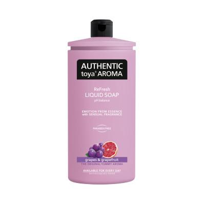 AUTHENTIC tekuté mýdlo refill