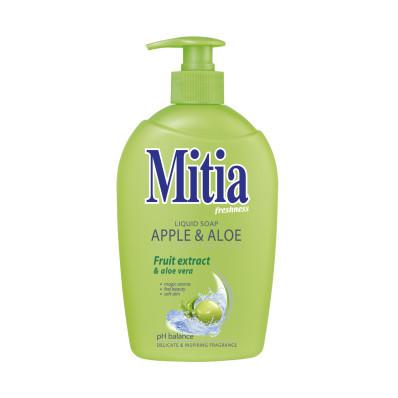 MITIA tekuté mýdlo s dávkovačem