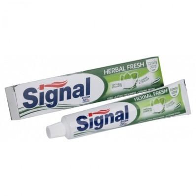 Signal zubní pasta Herbal