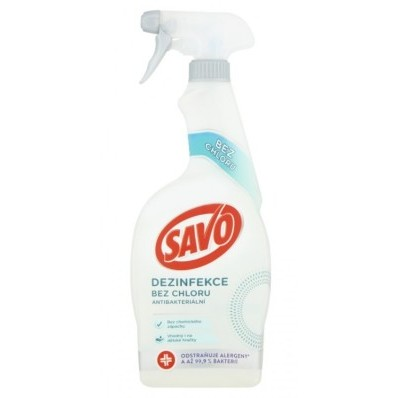 Savo dezinfekce bez chloru
