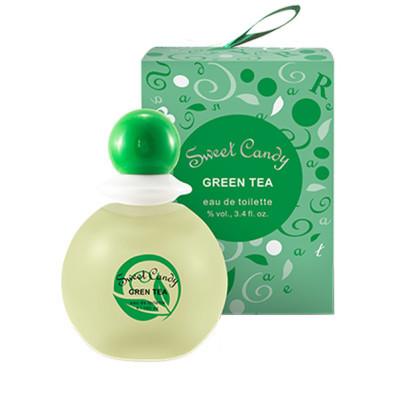 Dámská toaletní voda Green Tea