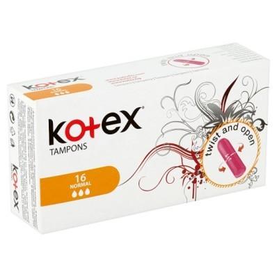 Tampóny KOTEX