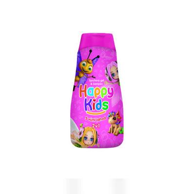 Dětský sprchový gel 2v1