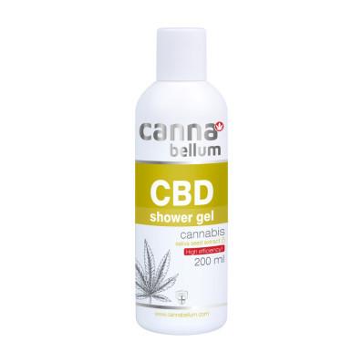 Sprchový gel s CBD