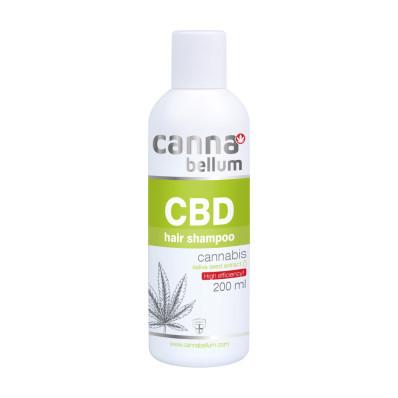Šampón na vlasy CBD