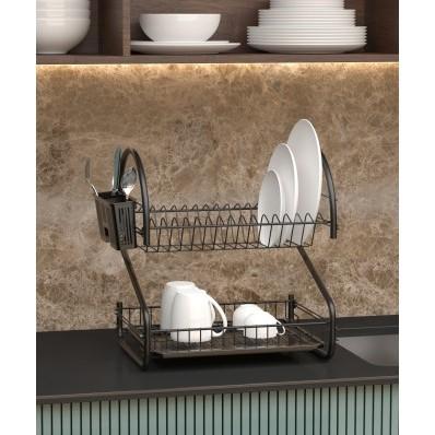 Odkapávač na nádobí patrový