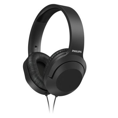 Kabelová stereofonní sluchátka PHILIPS TAH2005BK/00