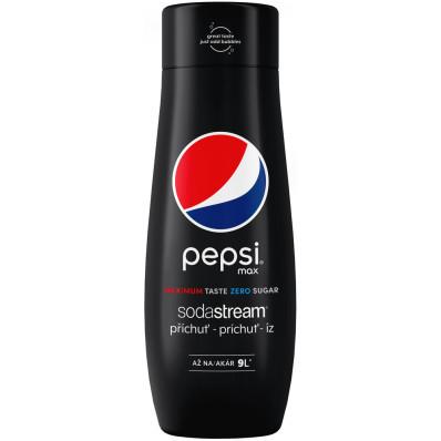Příchuť do SodaStream Pepsi MAX