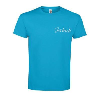 Pánské bavlněné tričko personalizované