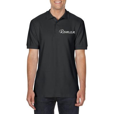 Polo tričko unisex personalizované