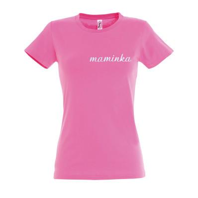 Dámské bavlněné tričko personalizované