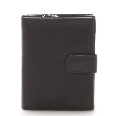 Dámská kožená peněženka Delami