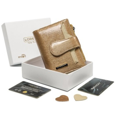 Kožená peněženka John