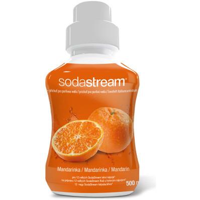 Příchuť do SodaStream Mandarinka