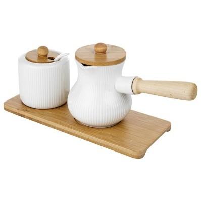 Cukřenka a džbánek na mléko Florina