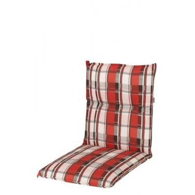 Polstr na židli a křeslo LIVING nízký