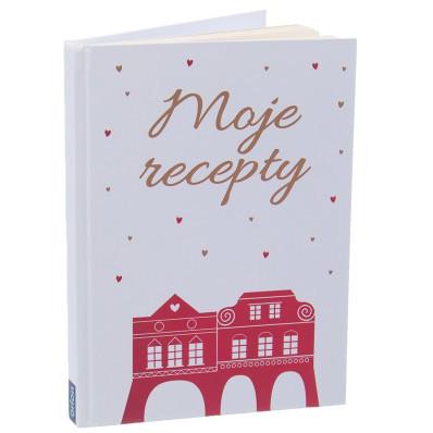 Kniha na recepty LOUKA