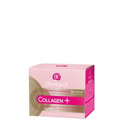 Collagen plus Intenzivní omlazující denní krém SPF10