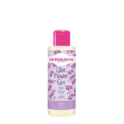 Flower care opojný tělový olej