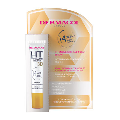 Dermacol Hyaluron Therapy 3D sérum