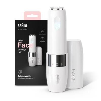 BRAUN mini depilátor na obličej FS1000