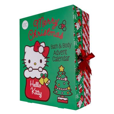 Adventní kalendář HELLO KITTY