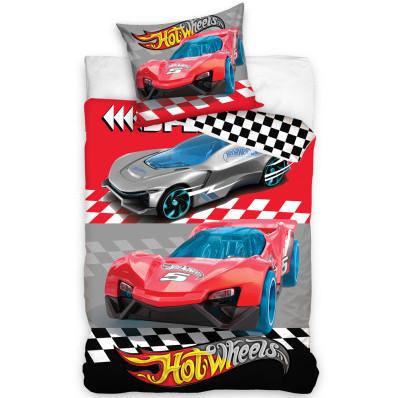 Dětské povlečení Hot Wheels Speed
