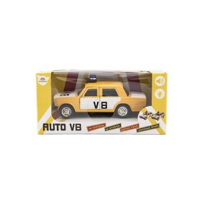Policejní auto VB 11,5 cm na zpětné natažení se zvukem