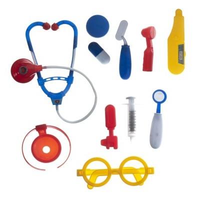Sada doktor v plastovém kufříku