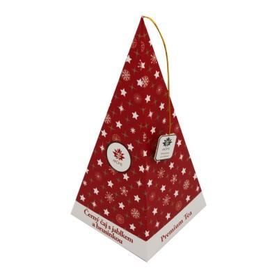 Vánoční čaj Pyramida