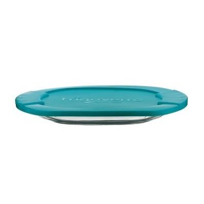 Skleněný talíř s víkem Bormioli Rocco 27 cm